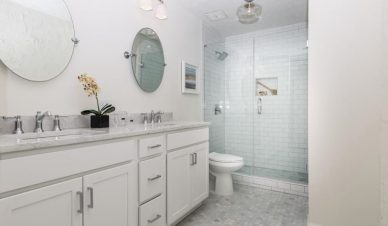 Georgia Unlimited Builders offers a full service of kitchen and bath renovations.